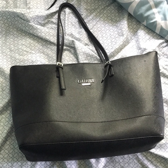 Black Guess Bag